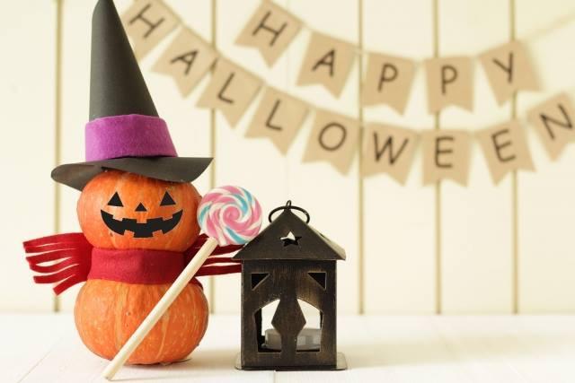 Halloweenホームパーティー